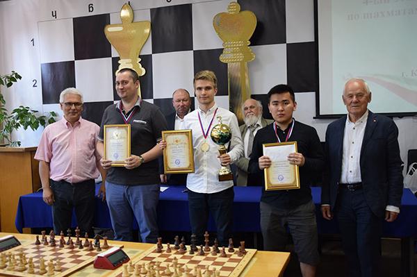 В Казани завершился 41-й Мемориал Рашида Нежметдинова