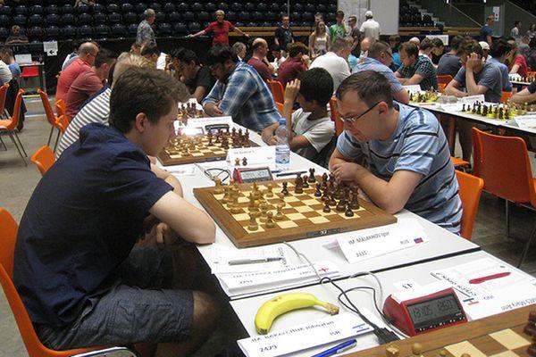 На фестивале в Пардубице стартовали массовые турниры любителей
