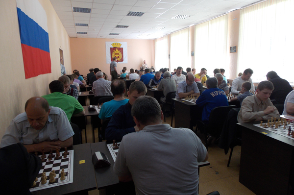 В Нижнем Тагиле отметили 88-летие шахматной федерации