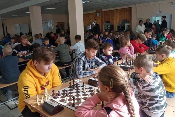 В Саранске состоялся Кубок Каиссы среди учащихся общеобразовательных учреждений