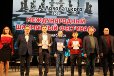 Mikhail Lozovatsky Memorial Finishes in Chelyabinsk