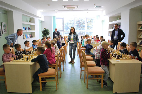 "В Чувашии запустили проект ""Юный шахматист"""