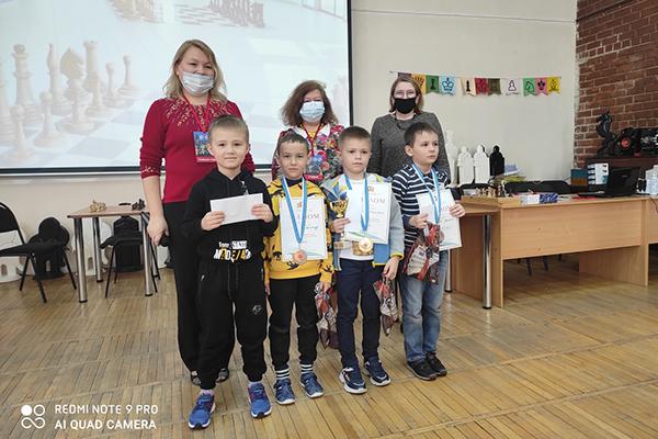 Виктория Лебедева и Дмитрий Кузнецов – чемпионы Свердловской области до 9 лет
