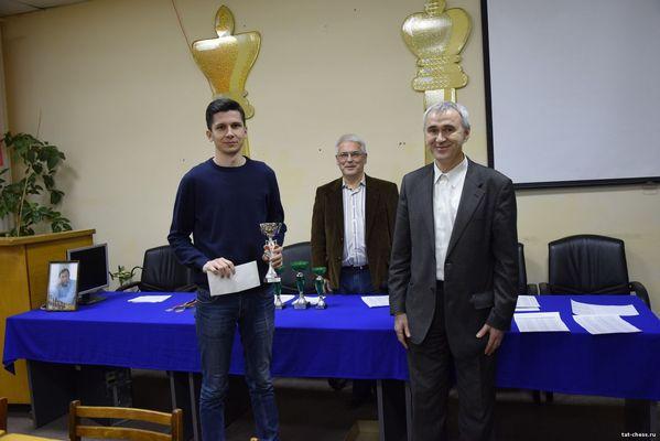 Рамиль Файзрахманов выиграл Мемориал Валерия Яндемирова