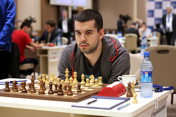 Three Russians Join Grand Chess Tour 2017