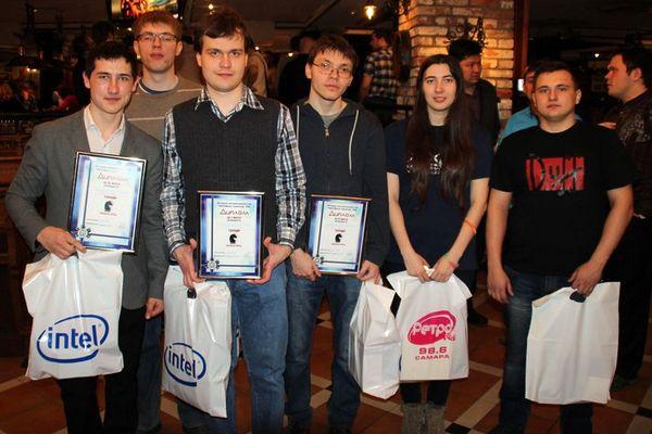 Лучшие интеллектуалы Самары собрались на блицтурнир в ресторанe