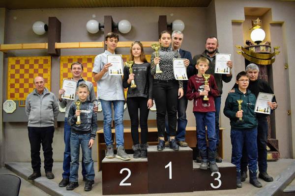 В Самаре провели областной турнир «Шахматная семья»