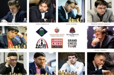 London Chess Classic Starts with ProBlitzCup