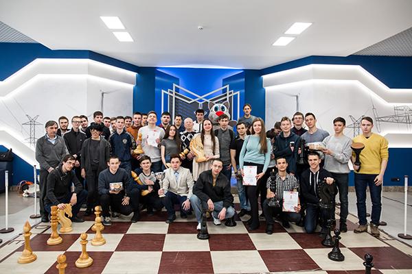 В Казани прошел первый Кубок Государственного энергетического университета по чесболу