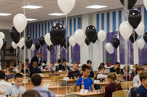 В Оренбурге сыграли учащиеся общеобразовательных организаций
