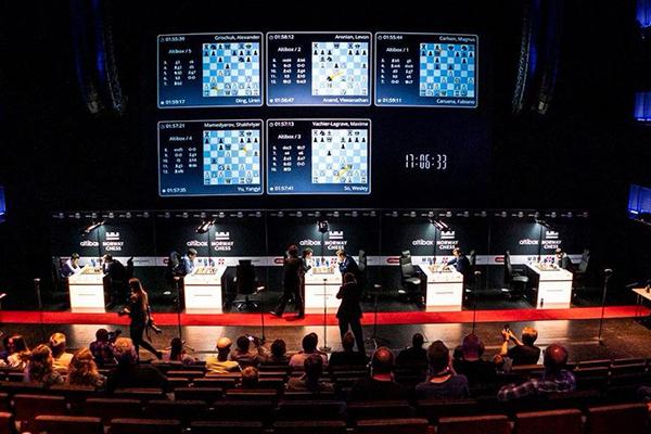 В Ставангере начинается супертурнир Altibox Norway Chess