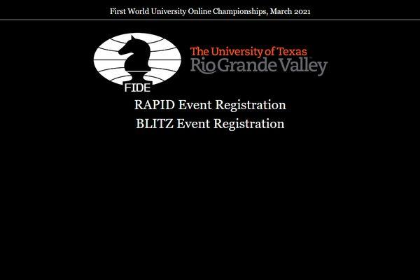 Чемпионаты мира среди студентов пройдут 13-28 марта