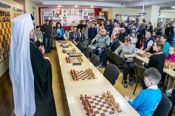 15 марта в Ижевске прошла первая межконфессиональная Спартакиада Удмуртии