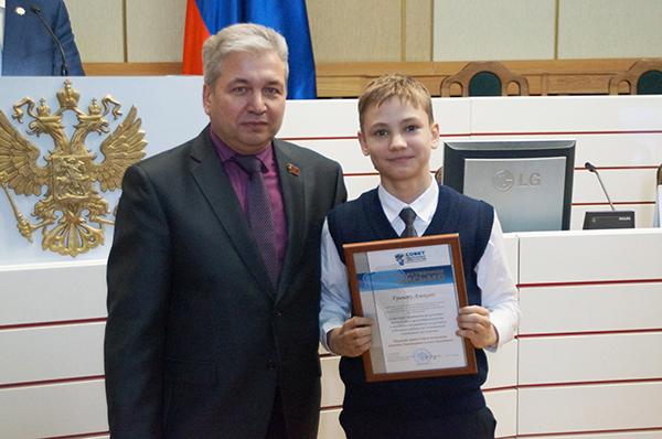 В Кемерово состоялось Торжественное подведение итогов работы региональной Федерации шахмат за 2018 год