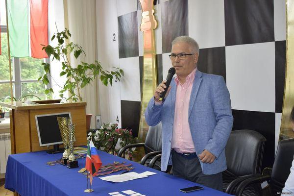 В Казани прошел финальный турнир Кубка Республики Татарстан по рапиду