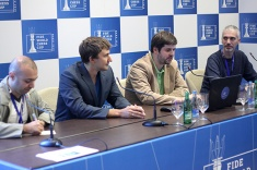 Sergey Karjakin and Peter Svidler Advance to the World Cup Semifinal