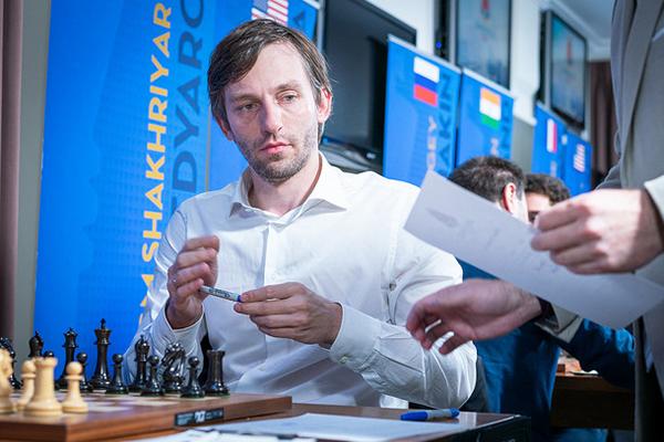Александр Грищук догоняет лидеров на Кубке Синкфилда