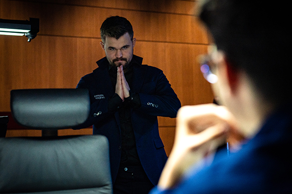 Магнус Карлсен досрочно выиграл супертурнир Altibox Norway Chess
