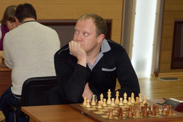 Денис Хисматуллин вышел в лидеры финала Гран-при РАПИД