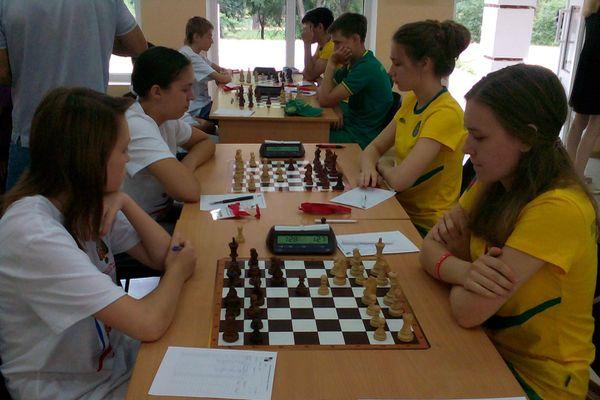 В Таганроге стартовала летняя Спартакиада учащихся