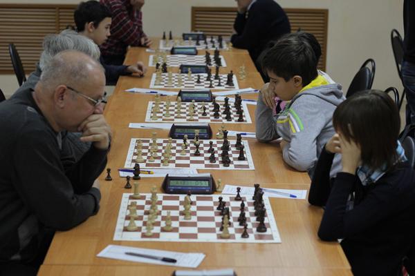 В Уфе проведены итоговые турниры 2014 года