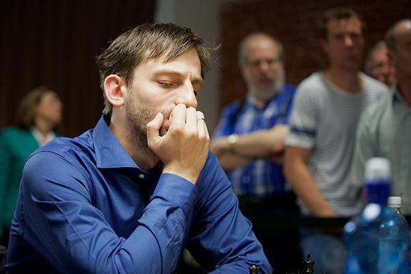 Александр Грищук делит второе место на Кубке Синкфилда