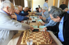 Russian Team Wins World Senior Team Championship in Rhodes