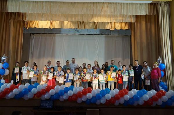 В Шепси прошел крупный турнир по быстрым шахматам