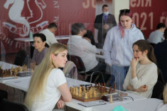 Mednyi Vsadnik and Gogolevsky, 14 Top Russian Team Championship