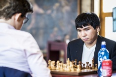 Wesley So Grabs the Lead in Leuven
