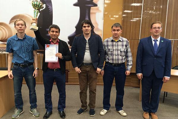 В Набережных Челнах прошли командные чемпионаты Республики Татарстан