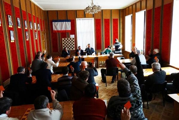 Федерацию шахмат и шашек Республики Крым возглавил Владимир Михайлов
