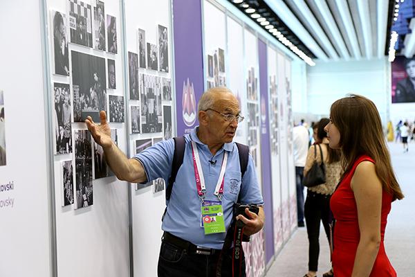 6 апреля в ЦДШ открывается выставка Бориса Долматовского