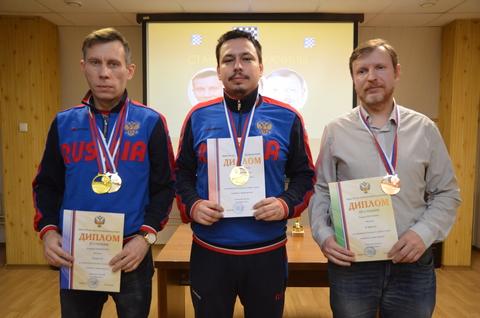 В Зеленограде прошел чемпионат России по спорту глухих