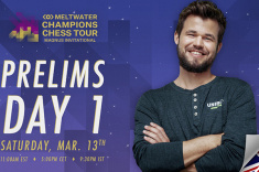 New Event of Meltwater Champions Chess Tour Starts on Chess24.com