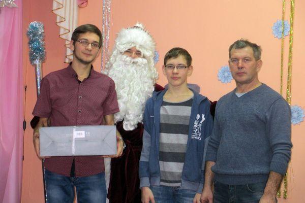 В Новокузнецке прошел семейный Рождественский турнир