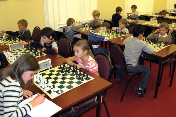 В ЦДШ пройдут детские турниры