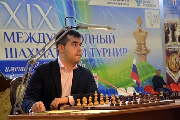 Ян Непомнящий вновь возглавил гонку в Пойковском