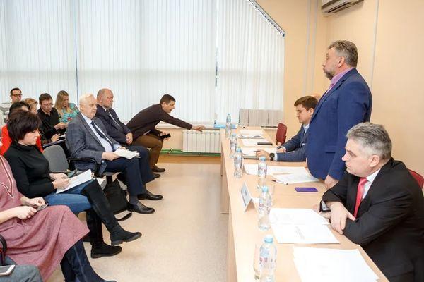 Николай Попов избран новым президентом Федерации шахмат Московской области