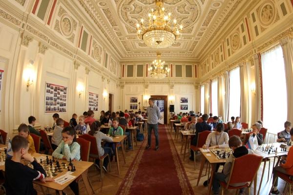 Педагогический Шахматный Союз провел турниры по рапиду и блицу в ЦДШ