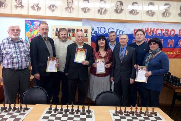 Ветераны Великой Отечественной войны сразились в Нижнем Новгороде