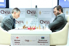 Vugar Gashimov Memorial: All Games Are Drawn in Round 7