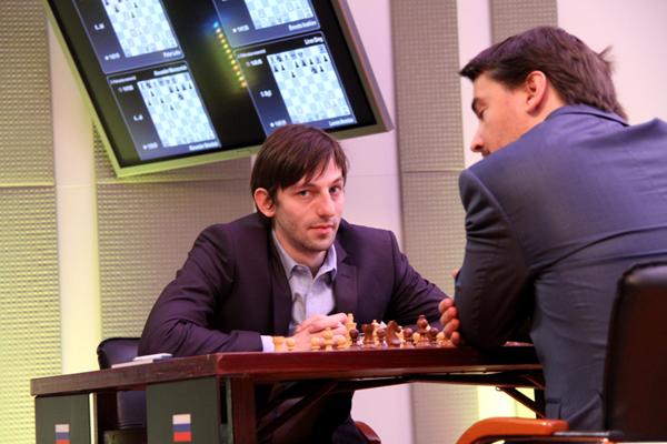Александр Грищук вышел на третье место в рейтинг-листе ФИДЕ