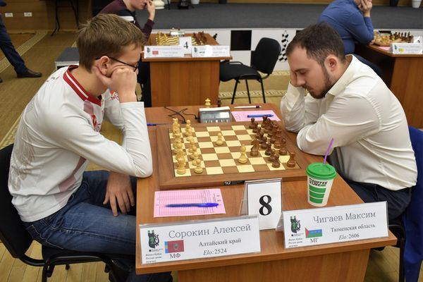 First Round of Russian Cup Finals Played in Khanty-Mansiysk