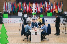 All FIDE World Cup Semifinalists Determined in Khanty-Mansiysk