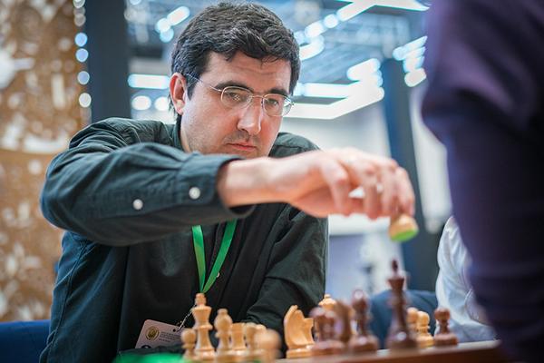 Владимир Крамник: Я не противник блица, но по минуте играть просто нельзя