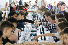 Russian Youth Blitz Championships Concluded in Sochi
