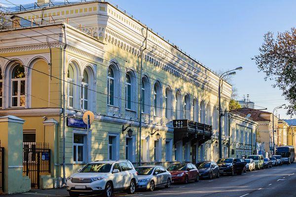 Особняк на Гоголевском, 14 участвует в конкурсе на лучший объект года