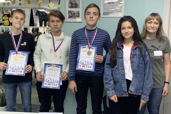 Подведены итоги юношеского первенства Нижегородской области