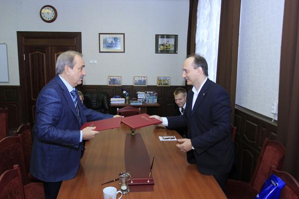 Псковский университет и Федерация шахмат Псковской области подписали соглашение